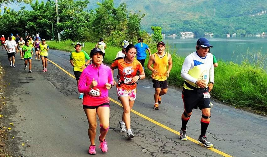 Maya Maratón en Amatitlán | Noviembre 2016