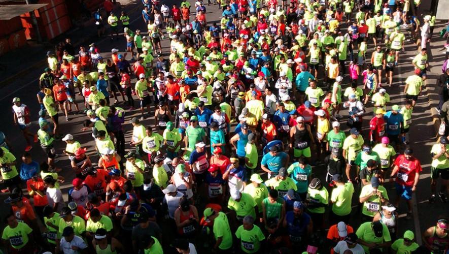 Dos medias maratones y una maratón se estarán celebrando durante el mes de noviembre. (Foto: 21k Xela)