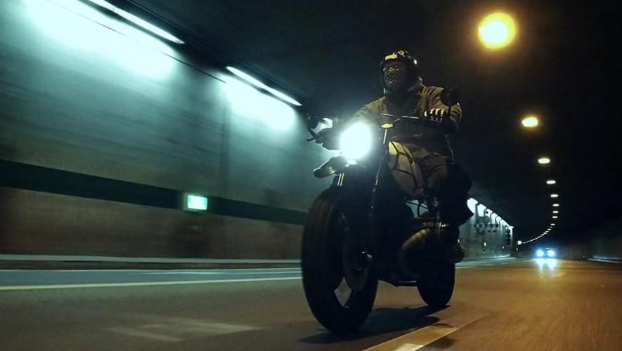 Paseo en moto Midnight Ride Guatemala en Plaza Berlín | Noviembre 2016