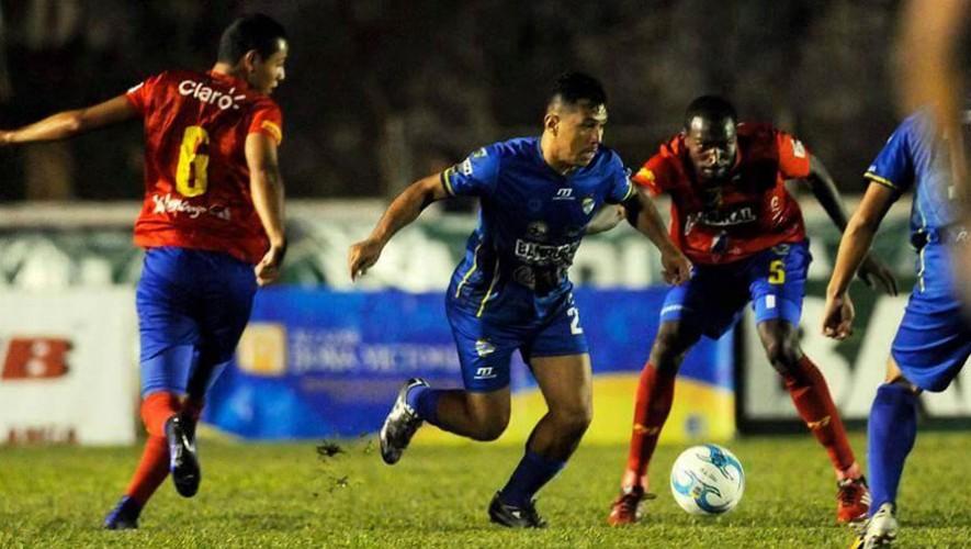 Partido de Municipal vs Cobán por el Torneo Apertura | Noviembre 2016