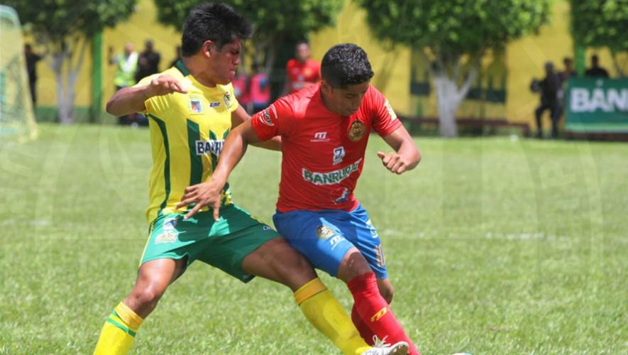Partido de Municipal vs Guastatoya, por el Torneo Apertura | Noviembre 2016