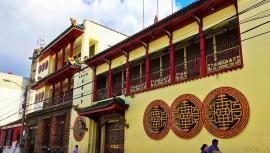 La Asociación de Beneficencia de la Colonia China de Guatemala está conformada desde hace más de 50 años en el país. (Foto: Museo de la Colonia China de Guatemala)
