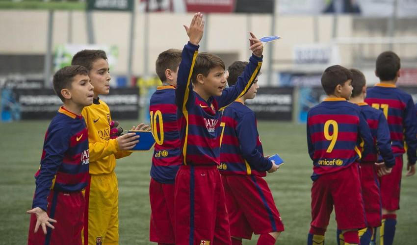 Durante este campamento podrás aprender las técnicas básicas que inculcan a los jugadores en el equipo del Barcelona. (Foto: FC Barcelona)