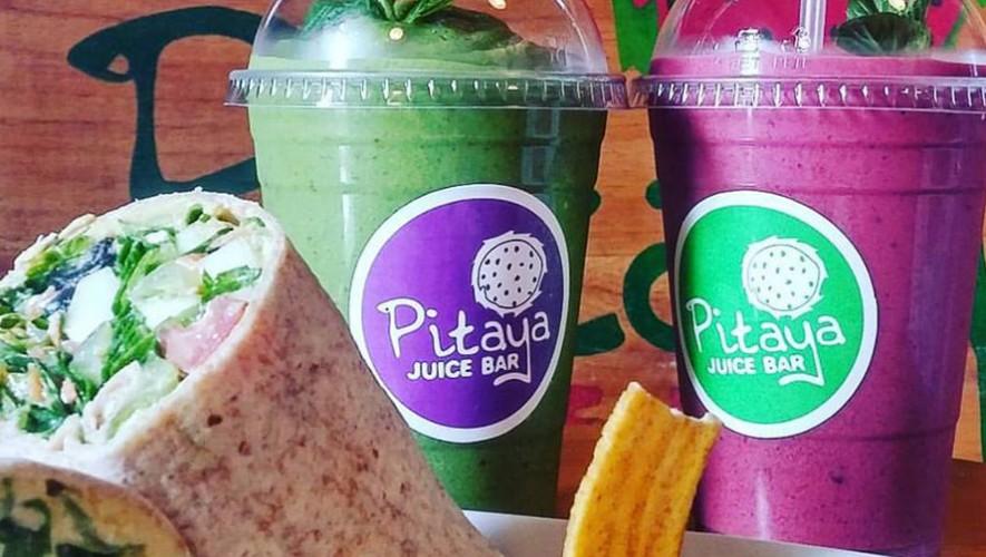 (Foto: Pitaya Juice Bar Guatemala)