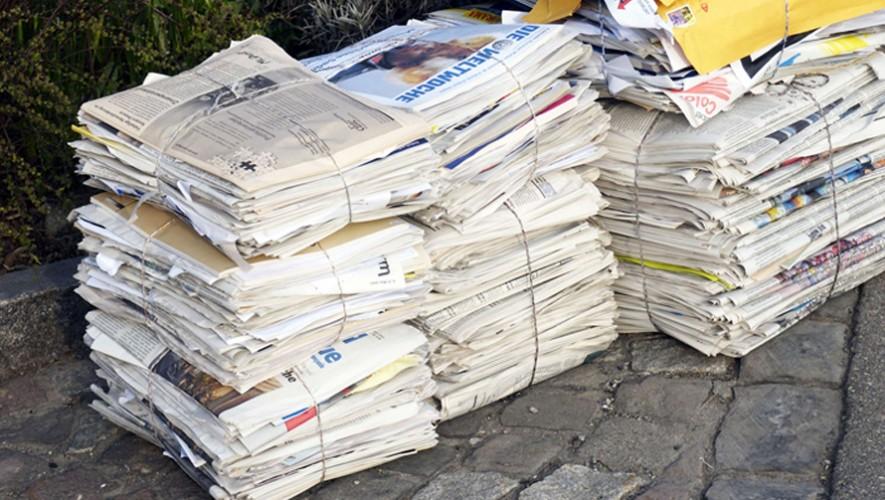 Colecta de material reciclable para La Quema del Diablo en La Pradera zona 10| Diciembre 2016