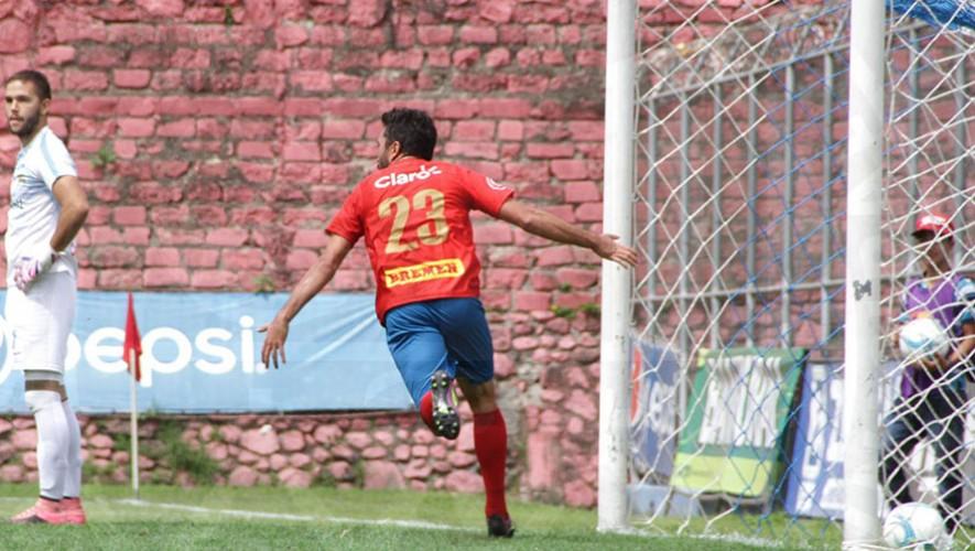 Sigue toda la emoción del fútbol guatemalteco, quien se encuentra en la recta final de la fase regular. (Foto: Rojos del Municipal)