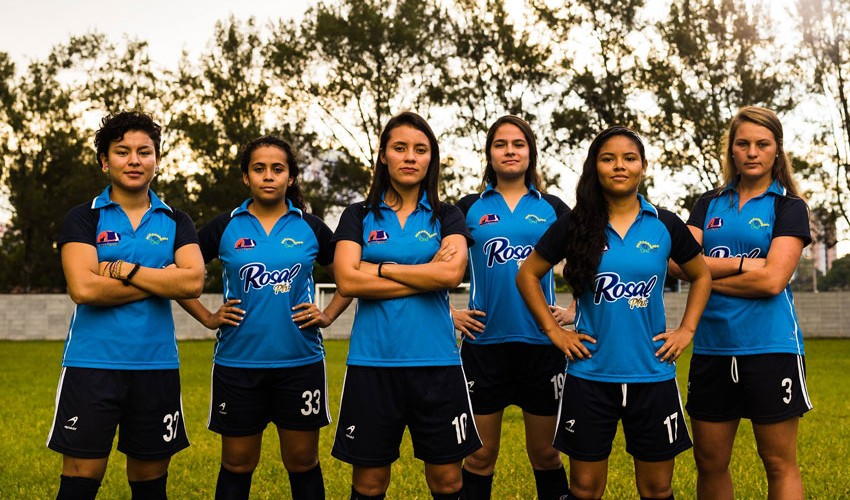 Partido de ida Comunicaciones vs Unifut, semifinales del Torneo Apertura Femenino | Noviembre 2016