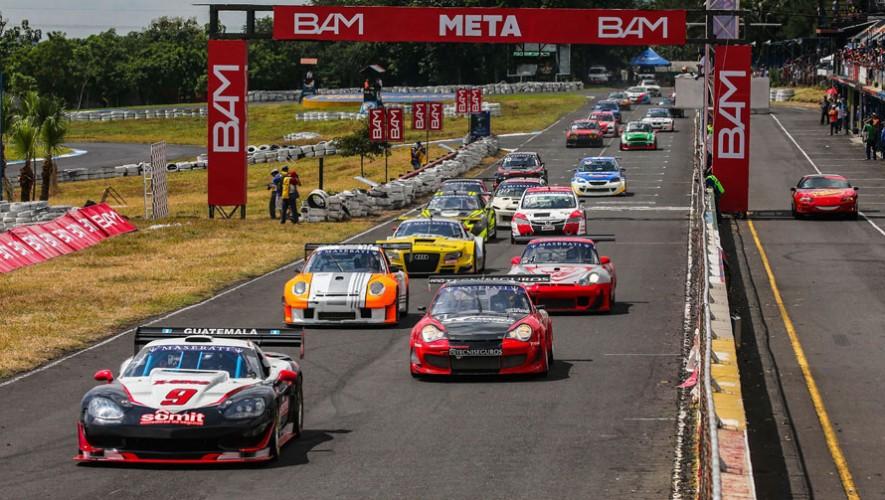 El Autódromo Pedro Cofiño vibró con los motores de los carros en la última fecha del Campeonato Nacional de automovilismo. (Foto: Speed Addiction)