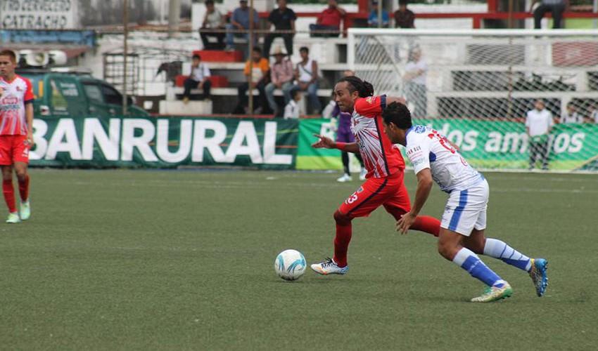 Partido de Suchitepéquez vs Malacateco por el Torneo Apertura | Noviembre 2016