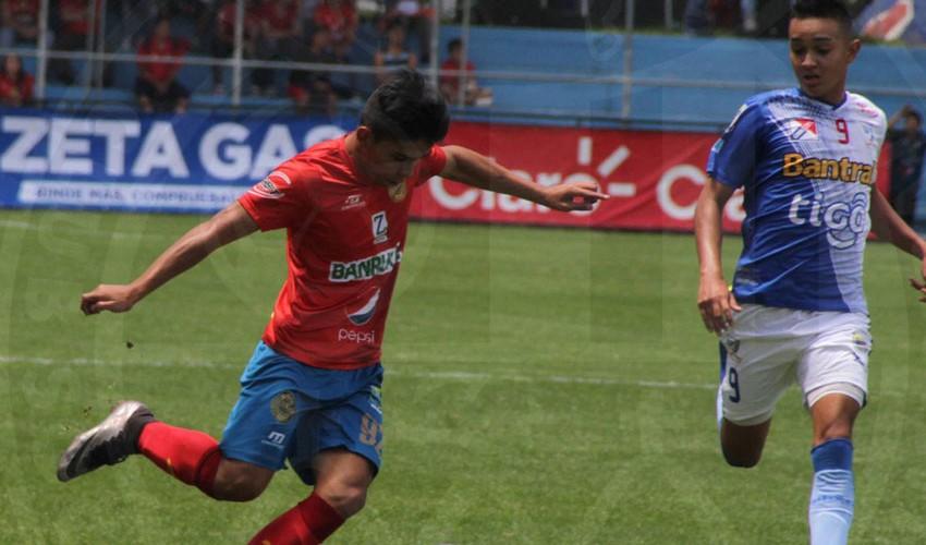 Partido de Suchitepéquez vs Municipal, por el Torneo Apertura | Noviembre 2016