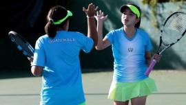 Guatemala dominó la mayoría de las categorías durante el Torneo Final que se disputó en nuestro país. (Foto: Federación Nacional de Tenis Guatemala)