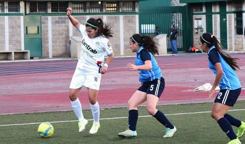 Partido de vuelta Unifut vs Comunicaciones, semifinales del Torneo Apertura Femenino | Noviembre 2016