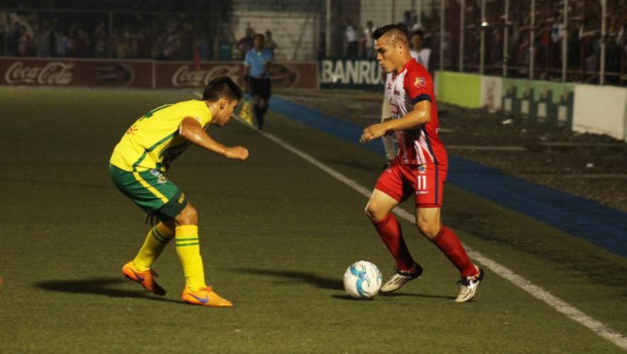 Partido de vuelta Malacateco vs Guastatoya por cuartos de final del Torneo Apertura   Diciembre 2016