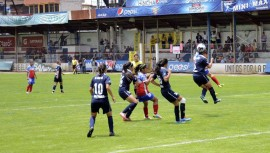 Xela y Unifut revivirán la final del Clausura 2015, donde el equipo capitalino salió victorioso. (Foto: CD Xela)