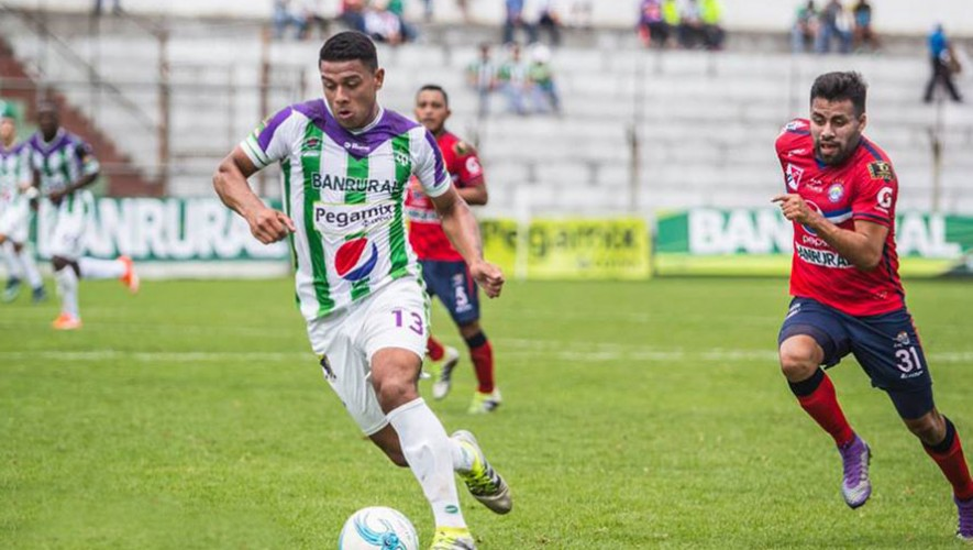 Partido de Xelajú vs Antigua por el Torneo Apertura   Noviembre 2016