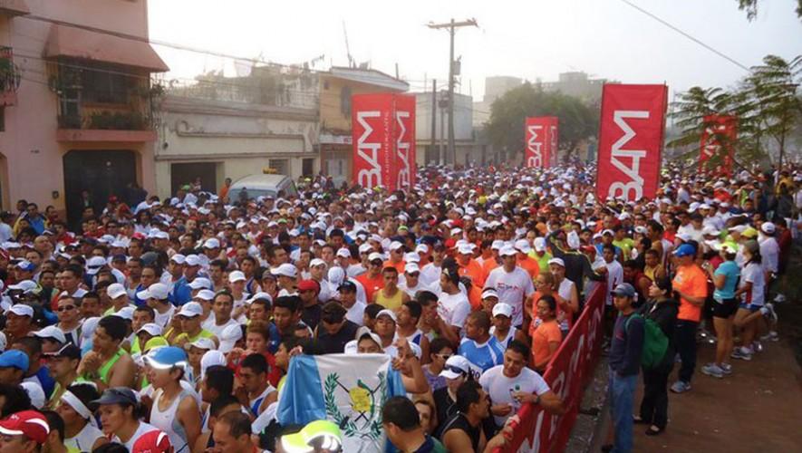 La Max Tott es la carrera más antigua en la historia de Guatemala. (Foto: BAM)