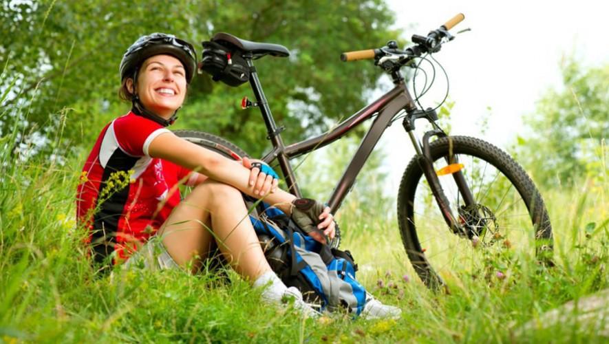 Paseo en bicicleta solo para mujeres en Bike Park El Socorro   Diciembre 2016