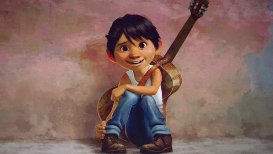 Así luce el personaje de Miguel. (Foto: Coco - Movie)
