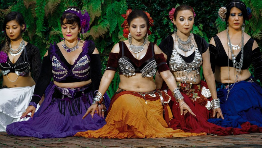 Noche de Danza Tribal en Centro Cultural Rafael Ayau | Diciembre 2016
