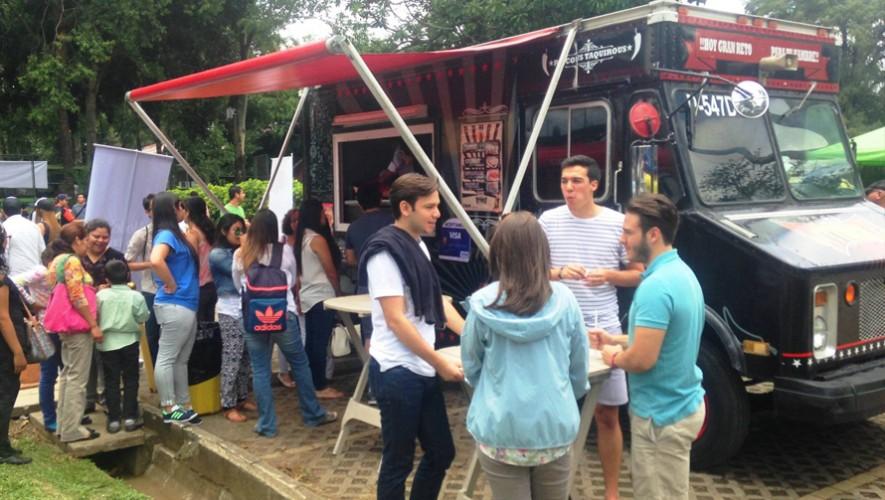 Festival de Foodtrucks en zona 16 a beneficio de #DonoxGuate | Diciembre 2016
