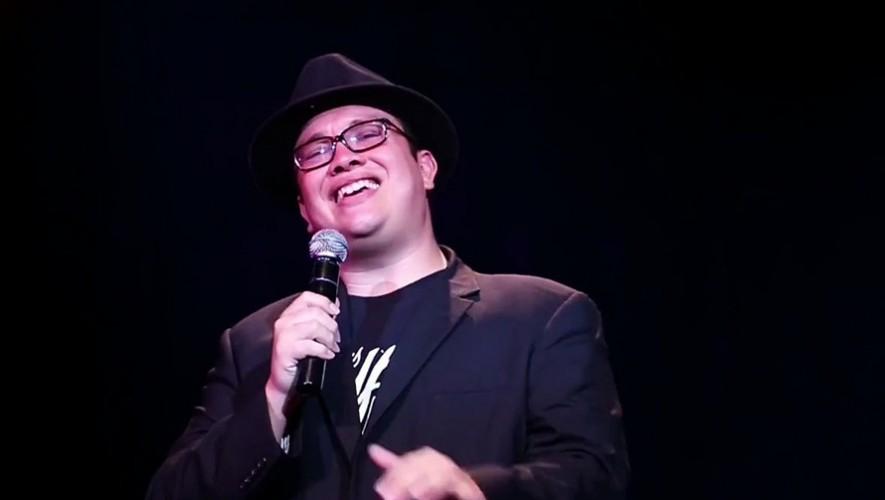 Show del comediante Franco Escamilla en Tikal Futura   Diciembre 2016