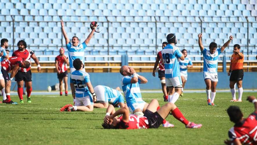 El equipo masculino logró consagrarse en bicampeón de dicho torneo. (Foto: CDAG)