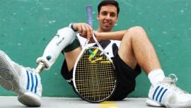 Juan Diego ha triunfado en el frontón y su próximo objetivo son los Juegos Paralímpicos Tokio 2020 en la disciplina de parabádminton. (Foto: Exhibit/Glappitnova)