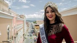 Melanie Espina es Miss Mundo Guatemala 2016. (Foto: Kevin Rustrian)
