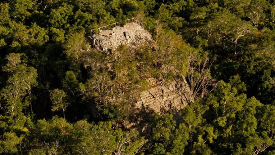 """Viaje a pirámide """"La Danta"""" en Petén para Año Nuevo   Diciembre 2016"""