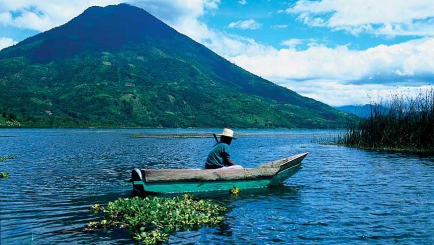 Lago Atitlán en Sololá
