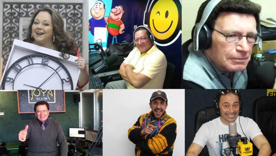 El 7 de diciembre se celebra en Guatemala el Día del Locutor. (Fotografía con fines ilustrativos)