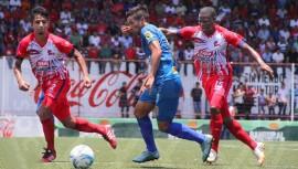 Los Rojos buscarán ganarle por primera vez a Malacateco en el Torneo Apertura de la Liga Nacional. (Foto: Rojos del Municipal)