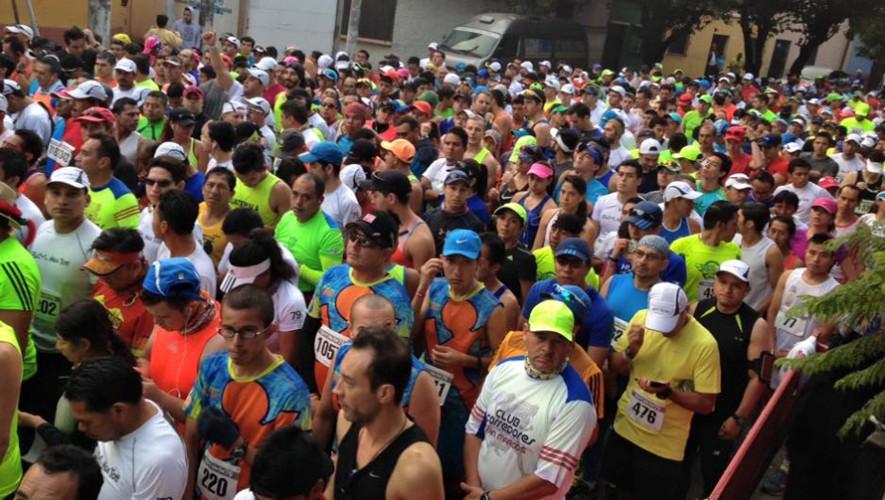 Media Maratón BAM Max Tott 80 | Enero 2017