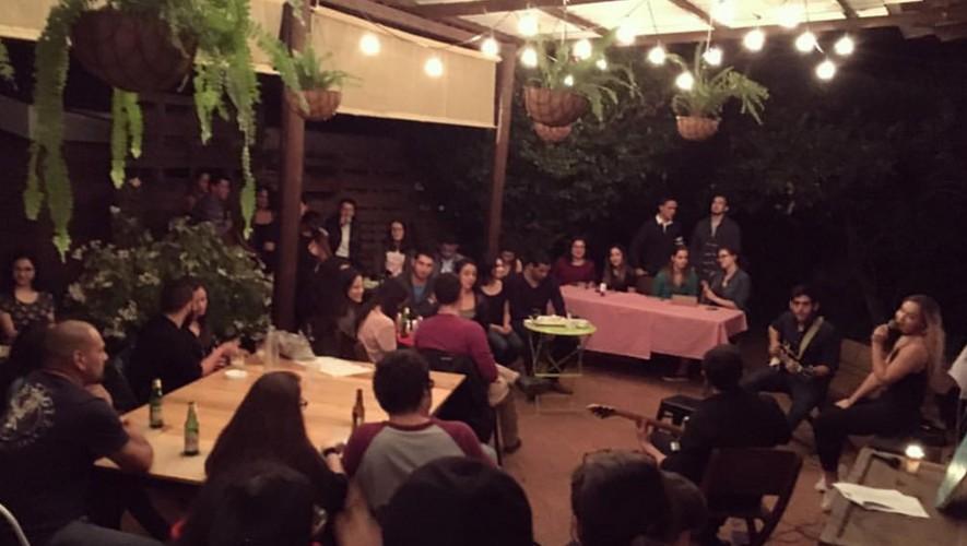 Concierto de Jazz en El Mercadito de Lola en zona 15 | Diciembre 2016
