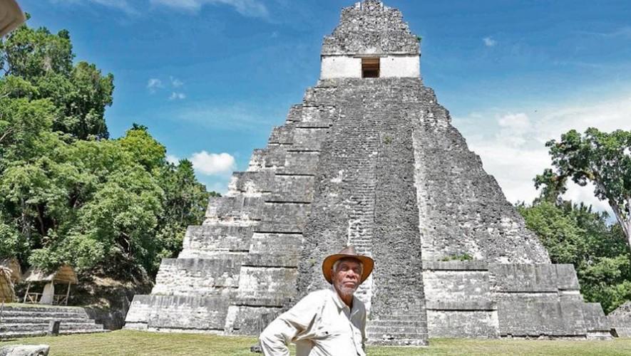 Uno de los programas más esperados de la televisión filmó un episodio en Guatemala. (Foto: Nat Geo)