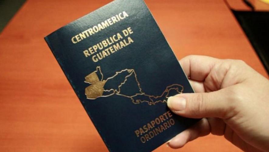 Si tu pasaporte guatemalteco está vencido, este es el nuevo procedimiento para renovarlo. (Foto: Migración Guatemala)
