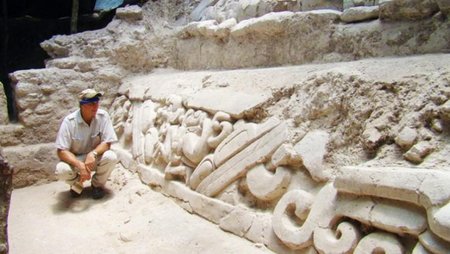 El científico estadounidense Richard Hansen está involucrado en el descubrimiento de las primeras carreteras mayas. (Foto: Ricard D. Hansen)