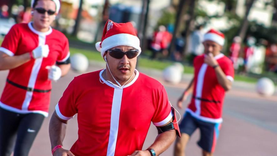 Segunda Carrera Santa Run | Diciembre 2016