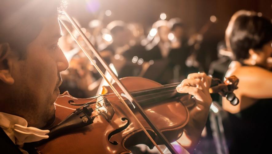 Concierto Sinfónico Navideño en el Teatro Lux | Diciembre 2016