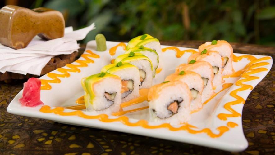 All You Can Eat de Sushi en Dim Sum | Diciembre 2016