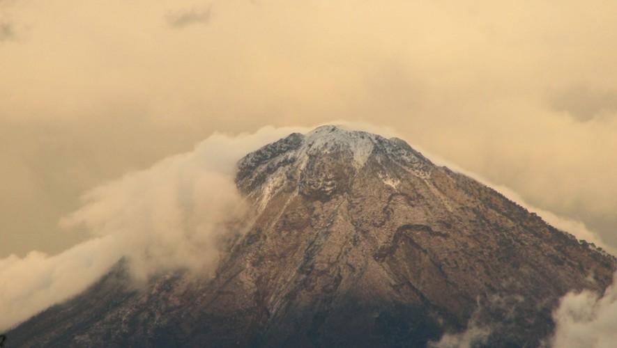 Viaje de Año Nuevo al Volcán Tajumulco | Diciembre 2016