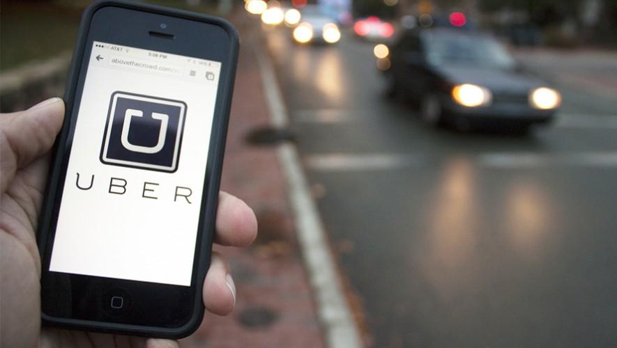 A partir del 12 de diciembre ya puedes viajar con Uber en Guatemala. (Foto: Taringa)