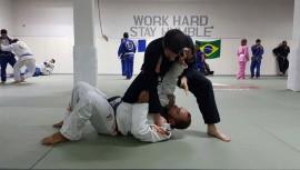 Muchas veces en el Jiu Jitsu puedes aprender defensa personal gracias a las técnicas que se emplean en esta arte marcial. (Foto: Rilion Gracie Jiu Jitsu Academy Guatemala)