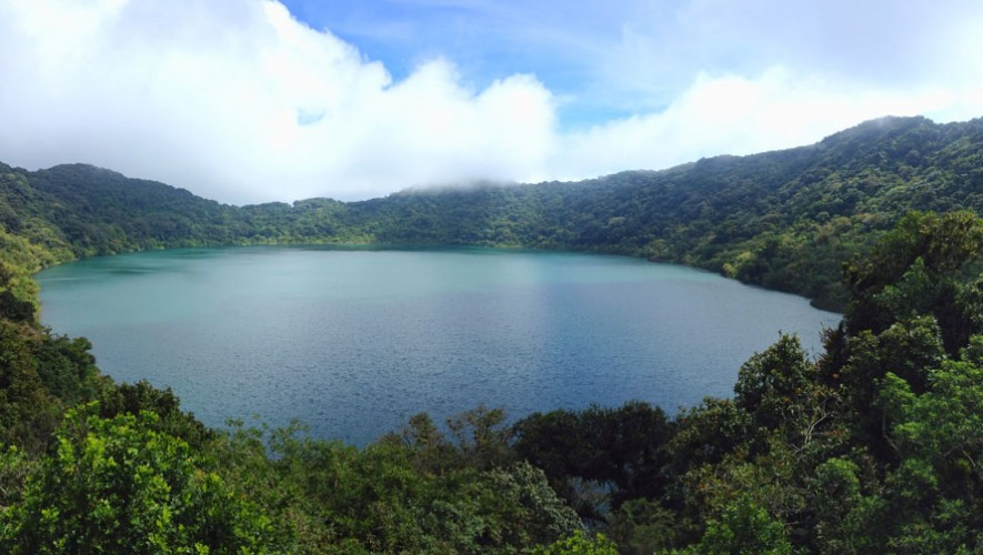 Ascenso al Volcán y Laguna de Ipala por Guatextrema 2.0   Diciembre 2016