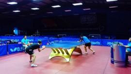 Los mejores tenimesistas de Guatemala se enfrentaron el pasado 16 y 17 de diciembre. (Foto: Federación Nacional de Tenis de Mesa)
