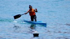 Los atletas de canotaje fueron los encargados de conseguir las medallas de oro para Guatemala. (Foto: COG)