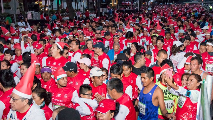 Carrera Navideña Nocturna 10K  en Huehuetenango | Diciembre 2016