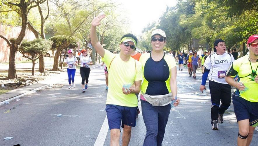 Carrera San Silvestre en la Ciudad de Guatemala   Diciembre 2016