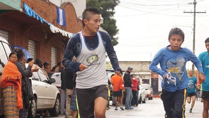 Carrera Transformando Vidas en Santiago Sacatepéquez | Diciembre 2016
