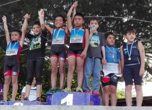 (Foto: Federación Nacional de Triatlón)